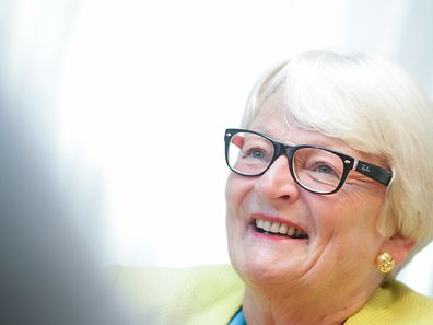 Die langjährige Familienministerin Marie-Josée Jacobs steht seit Beginn des Jahres an der Spitze der Caritas Luxemburg.