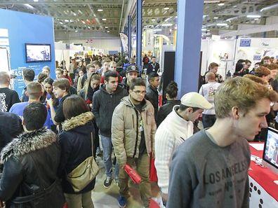 13.11.Luxexpo /  Foire de l Etudiant / Foto: Guy Jallay