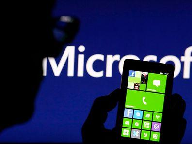 """Die Smartphones von Nokia sollen nur noch unter dem Namen """"Microsoft Lumia"""" verkauft werden."""