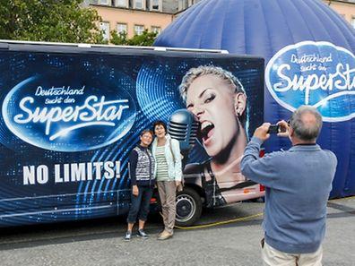 25.8. Lifestyle / Knuedler / Casting Deutschland sucht den Supterstar / DSDS Foto:Guy Jallay