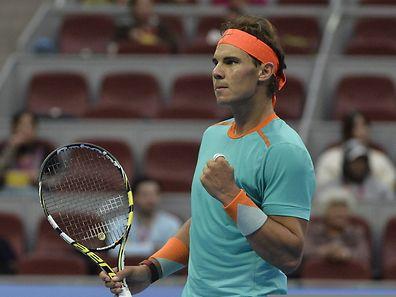 Rafael Nadal meldete sich nach dreimonatiger Verletzungspause zurück.