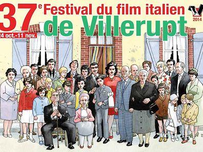 L'affiche du festival a été dessinée par Baru.