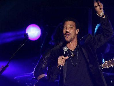 Lionel Richie live in der Rockhal