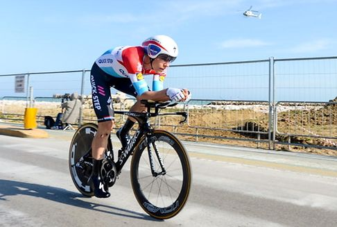 Tour de Romandie: Jungels beendet Prolog auf Platz 13