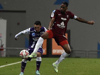 Face à Nice ce samedi (20h), le FC Metz aura bien besoin de toute la rigueur et l'intransigeance de son défenseur Romain Métanire