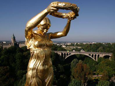 """""""Luxembourg, pays prospère"""" pour l'OCDE."""
