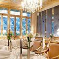 Aufsteiger: Das Restaurant La Cristallerie darf sich über einen Stern freuen.