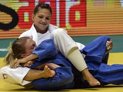 Marie Muller kann sich berechtigte Hoffnungen auf eine Teilnahme an den Europaspielen machen.