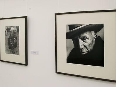 Dali und Picasso bilden eines der Duos, die die Ausstellung in Szene setzt.