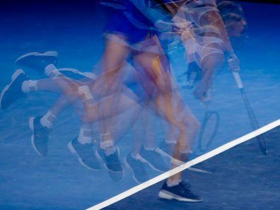 """Das Finale der """"BGL BNP Paribas Open"""" wird 2015 sonntags ausgetragen."""