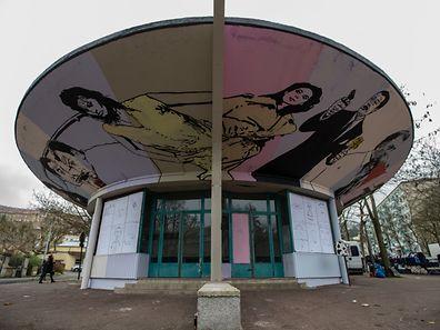 Urban Art Esch & Villerupt. Foto:Gerry Huberty