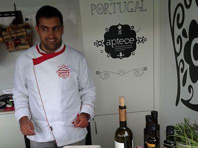 Na carrinha gastronómica, o objectivo é promover o que de melhor se faz em Portugal