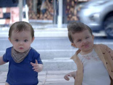 Mit seinen Kampagnen, in denen Babys die Protagonisten sind, erreichte die Wassermarke Evian online ein großes Publikum.