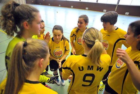 Futsal: Dames: tirage au sort et mode d\'emploi