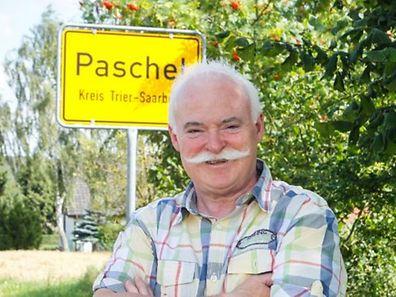 Meysenburg ist seit Mai Bürgermeister von Paschel.