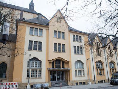 The Luxembourg City Cinémathèque