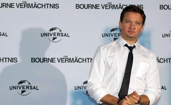 """Jeremy Renner stellt """"Das Bourne Vermächtnis"""" in Berlin vor."""