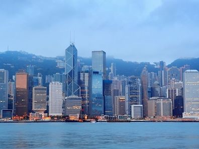 Before 2003Chinese were only allowed to visit Hong Kong as part of an organised tour.