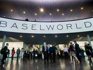 La prochaine édition de Baselworld se déroulera du 19 au 26 mars 2015 à Bâle (Suisse).