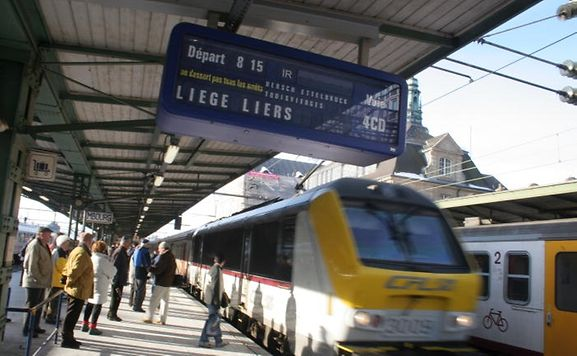 Tarif ticket train