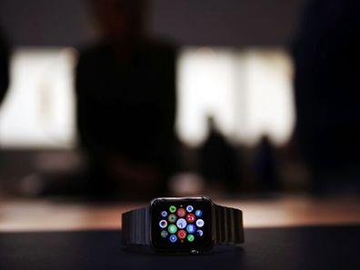 Die ersten Kunden können die Apple Watch heute auspacken.