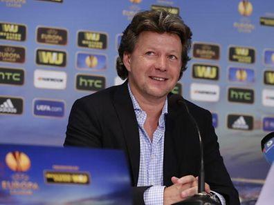 Jeff Saibene trainierte den FC St. Gallen während viereinhalb Jahren.