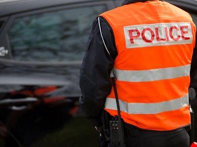 Die Polizei konnte den flüchtigen Unfallfahrer schnell stoppen.