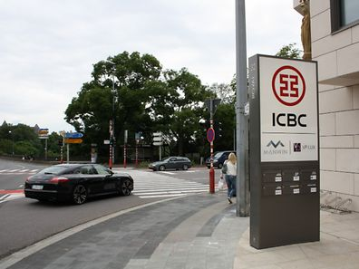 ICBC in Luxembourg City
