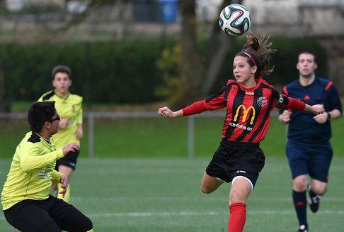 Football / Chez les jeunes: Les scolaires de Strassen en démonstration