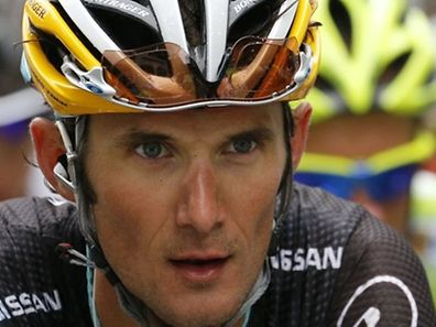 Luxembourg's Frank Schleck is out of the 2015 Tour de France because of an injury