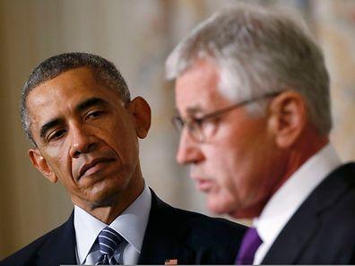 Obama entlässt den einzigen Republikaner in seiner Regierungsmannschaft.