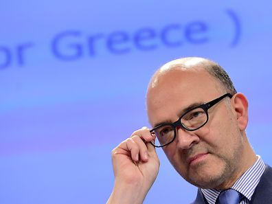 European Commissioner for Economic and Financial Affairs, Taxation and Customs Pierre Moscovici