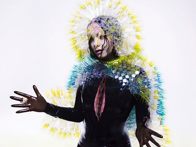 "Artwork for Björk's new album ""Vulnicura"" released unexpectedly late Tuesday due to online leaks"