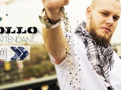 """Sous le nom de """"Pollo"""", le jeune rappeur avait sorti un album en 2011"""