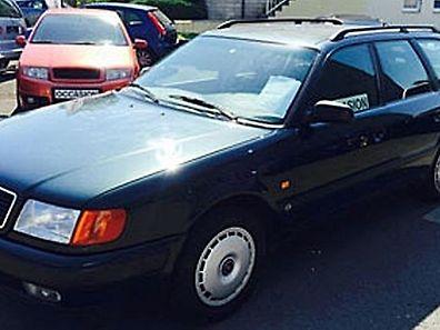 La voiture avait été volée dans la nuit de mercredi à jeudi dans un parc de vente de véhicules d'occasion, à Mamer.