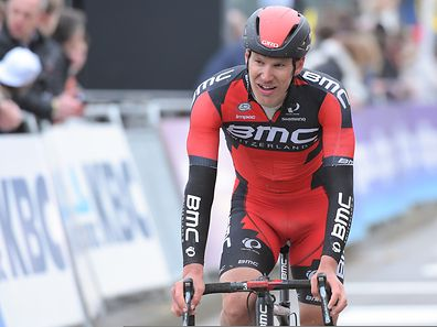 Jempy Drucker a animé Kuurne-Bruxelles-Kuurne avant de se classer sixième du sprint.