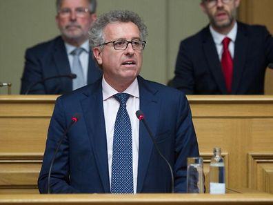"""Pierre Gramegna: """"Die Ankündigung des Referendums war ein Paukenschlag."""""""