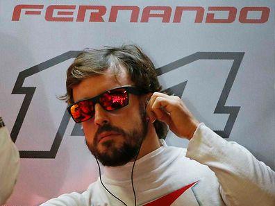 Die Teams reißen sich derzeit nicht um Fernando Alonso.