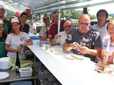 Zahlreiche Besucher fanden am Wochenende den Weg ins Dreiländereck.