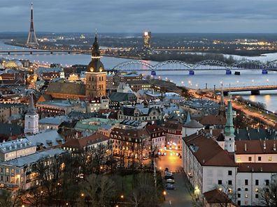 Riga besitzt ein reiches hanseatisch-deutsches, schwedisches, lettisches und russisches Erbe.