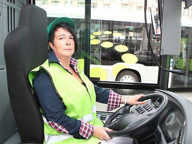 Im privaten Bustransport herrschen laut LCGB schwierige Arbeitsbedingungen.