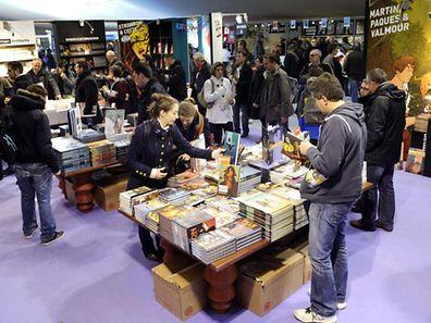Le festival de la BD à Angoulême