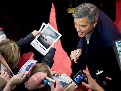 George Clooney zählt zu den bekanntesten Schauspielern weltweit.