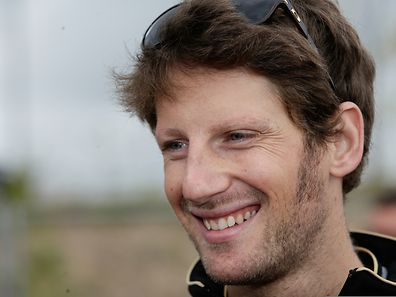 Romain Grosjean fand ehrliche Worte.