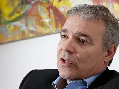 """Innenminister Dan Kersch (LSAP): """"Wir wollen nichts übers Knie brechen."""""""
