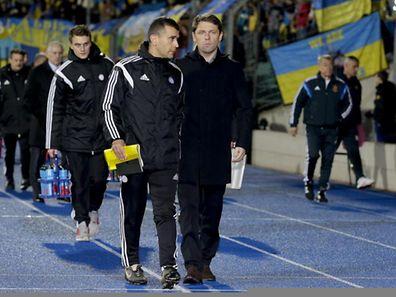 Ce sera la Moldavie en guise de préparation à l'Ukraine pour Luc Holtz et sa sélection