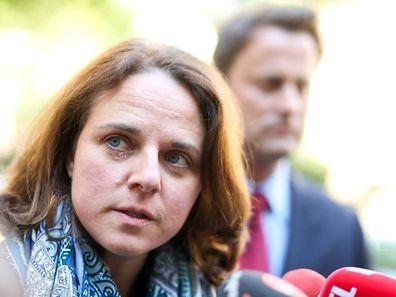 Corinne Cahen übernimmt das Amt des Parteivorsitzenden von Xavier Bettel.