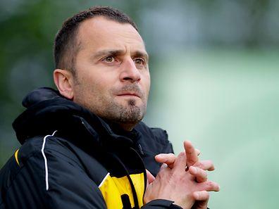 Paolo Amodio soll den FC Titus Lamadelaine aus dem Tabellenkeller führen.