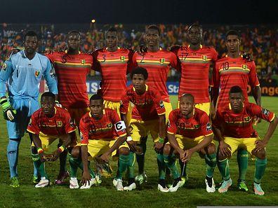 Les Guinéens poursuivent leur parcours après avoir été tirés au sort.