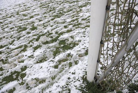 Football: On ne jouera pas au football au Luxembourg ce dimanche